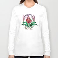 castlevania Long Sleeve T-shirts featuring Venus Weed by likelikes