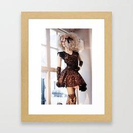 Mannequin 92 Framed Art Print