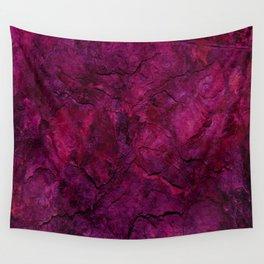 Purple Heavy Metal Wall Tapestry
