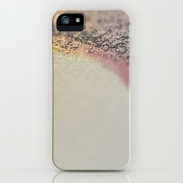 Coral Shoals iPhone Case
