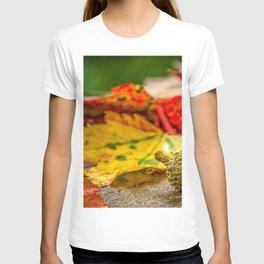 Autumn Leafs (Color) T-shirt