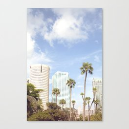 Florida Vibes  |  Travel the World Canvas Print