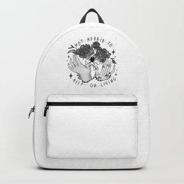 Not Afraid Backpack