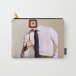 Business Man Alarm Carry-All Pouch