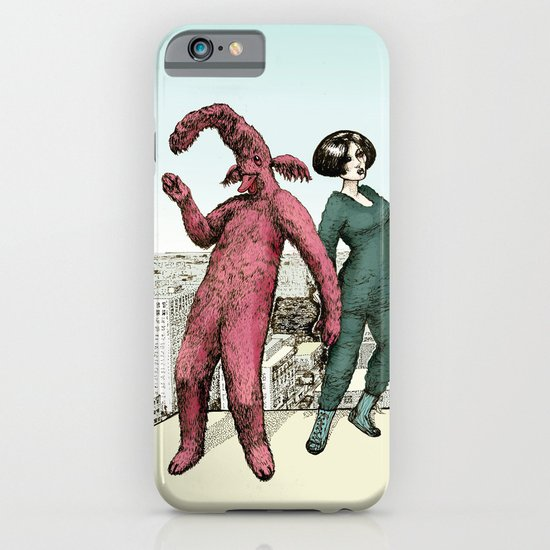 Dancing on the roof iPhone & iPod Case