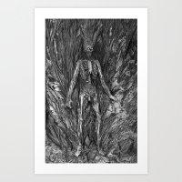BECOMER Art Print