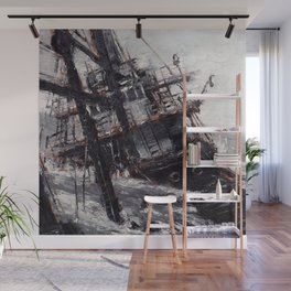 All Hands On Deck Wall Mural