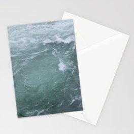 Below Niagra Falls Stationery Cards