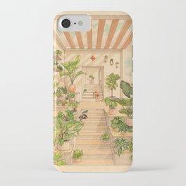 Houseplants iPhone Case