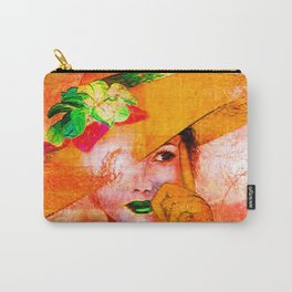 """ "" The word is the outside thought, and the thought is the internal word. "" Carry-All Pouch"