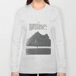 Rumi 2 - Be Free Long Sleeve T-shirt