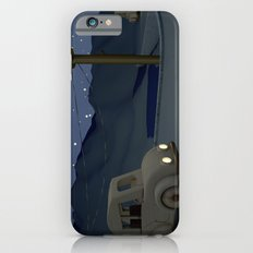 Two cars racing for the prize Slim Case iPhone 6s