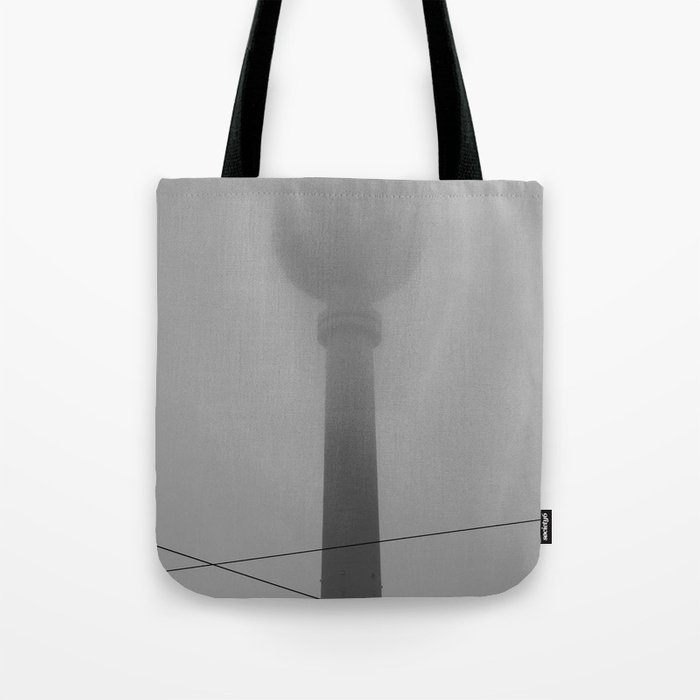 Fade to Grey (Berlin) Tote Bag