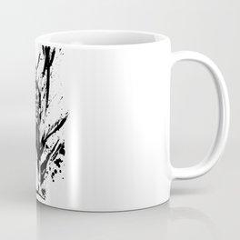 All Might Ink Splatter Coffee Mug