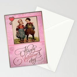 Valentine's Day Vintage Card 098 Stationery Cards
