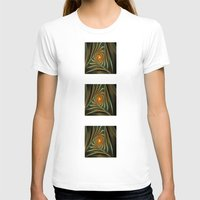 antique T-shirts featuring vert antique by PaulaPanther
