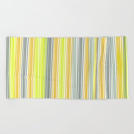 Pumpkins Nuances Beach Towel