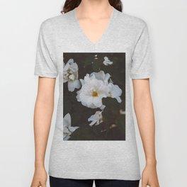 Soho Blooms Unisex V-Neck