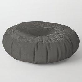 toroid.i Floor Pillow