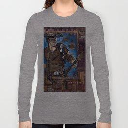 Stevie Ray Vaughan Long Sleeve T-shirt