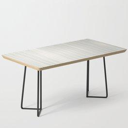 White   Japanese Atmospheres Coffee Table