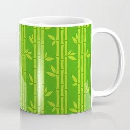 Evergreen Chinese Bamboos Coffee Mug