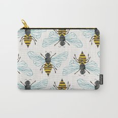 Honey Bee Carry-All Pouch