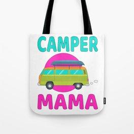 Camper Mama Tote Bag