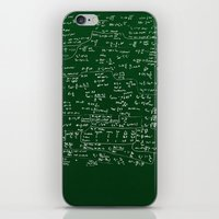 physics iPhone & iPod Skins featuring Physics  by The Film Guy