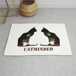 Cat minded Rug
