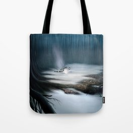 Swamps of Dagobah Tote Bag