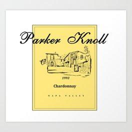 Parker Knoll The Parent Trap Lindsay Lohan Art Print