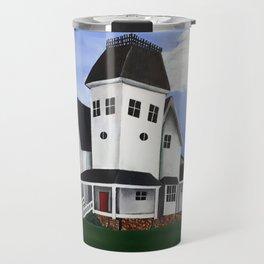 Beetle juice House Travel Mug