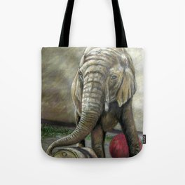 Taming the Wild Tote Bag