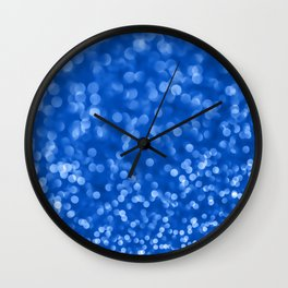 Ambient 4 Blue Wall Clock