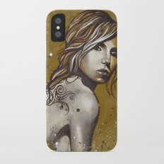 Tattoo  Slim Case iPhone X