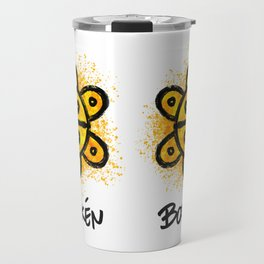 Sol Taino - Soy de Boriken Travel Mug