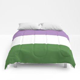 Genderqueer Pride Comforters