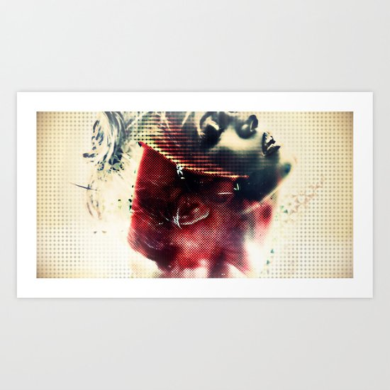 Dream Sequence Art Print