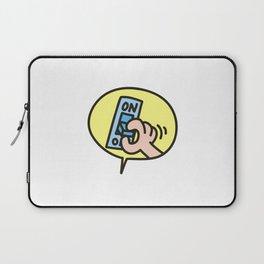switch Laptop Sleeve