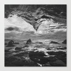 Parallèle Canvas Print