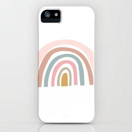 Funny Rainbow iPhone Case