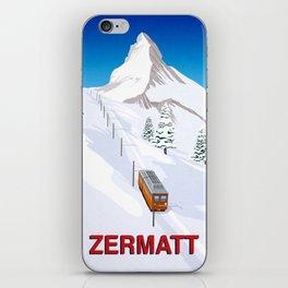 Zermatt iPhone Skin