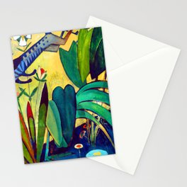 Amadeo de Souza Cardoso The Leap of the Rabbit Stationery Cards