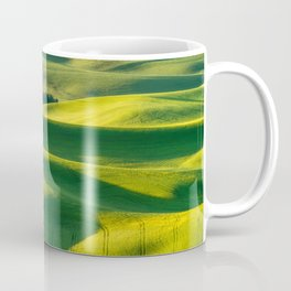 Green Velvet Coffee Mug
