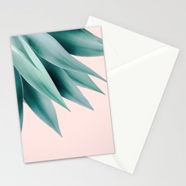 Agave flare Stationery Cards