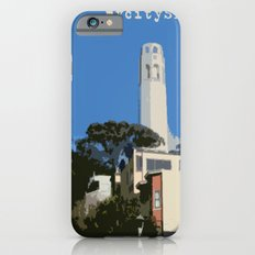 Coit Tower Slim Case iPhone 6s