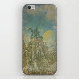 Epic Winter iPhone Skin