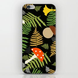 the scents of the forest iPhone Skin
