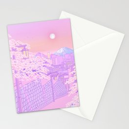 Fuji Valentine Stationery Cards